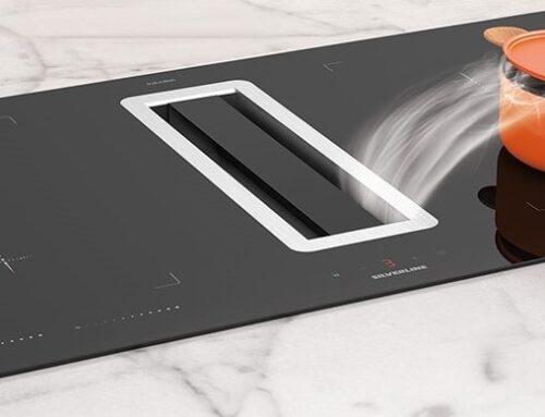 Ny koketopp med integrert ventilator